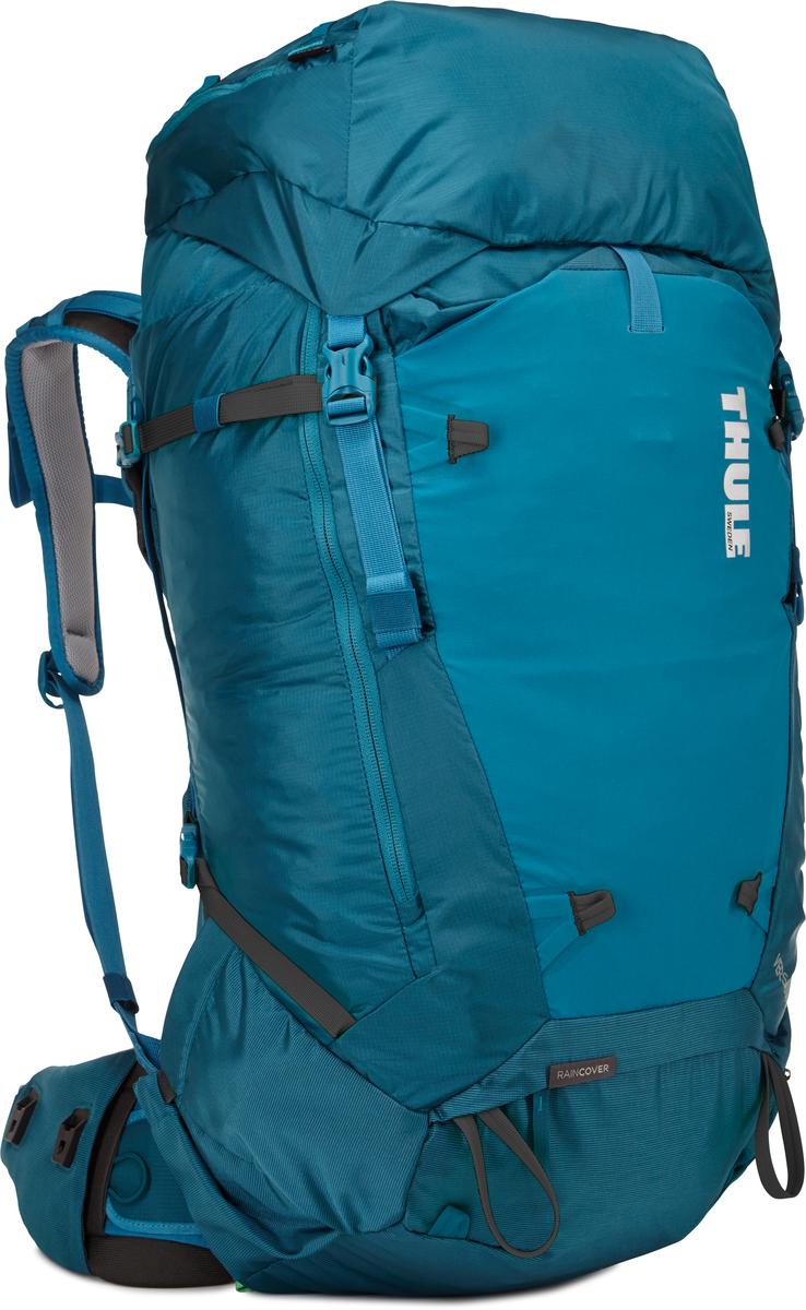 Рюкзак мужской Thule Versant, цвет: синий, 50л211304Мужской туристический рюкзак Thule Versant 50 л - Эти легкие рюкзаки обеспечивают необходимую вместительность, порядок и удобный доступ к снаряжению для походов с ночевкой. Легко регулируется для идеальной посадки: по спине в пределах 12 см, поясной ремень — в диапазоне 10 см Съемный водонепроницаемый сворачивающийся карман VersaClick защищает снаряжение от непогоды Регулируемый поясной ремень совместим со взаимозаменяемыми аксессуарами VersaClick (продаются отдельно) Система StormGuard — это комбинация частичного дождевого чехла с водонепроницаемым нижним слоем для создания полностью защищенного от непогоды рюкзака Конструкция StormGuard обеспечивает удобный доступ к снаряжению, препятствует проникновению влаги и более надежна, чем обычный дождевой чехол Удобный доступ к боковым карманам даже при надетом дождевом чехле Верхняя крышка трансформируется в рюкзак с одной лямкой для горных прогулок Большая панель с подковообразной молнией обеспечивает...