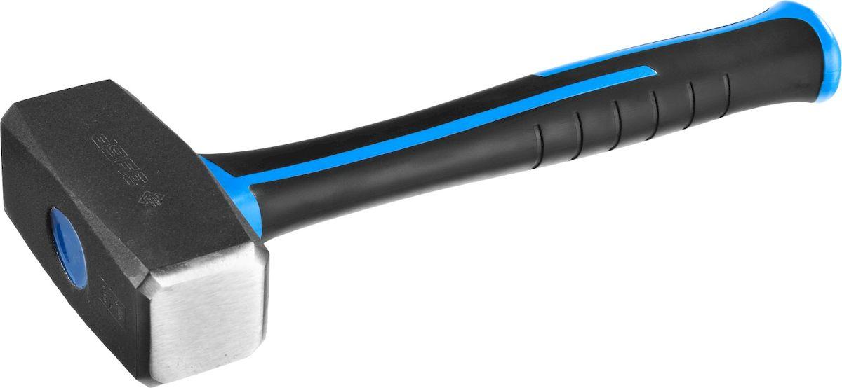 Кувалда Зубр Профессионал, с фибергласовой рукояткой, 2 кг20032-2_z01Профессиональные кувалда Зубр Профессионал - это надежный долговечный ударный инструмент. Она превышает требования ГОСТ по твердости и прочности на 50%. Фиберглассовая рукоятка обеспечивает надежный и удобный хват. Вклеенная голова выполнена из кованой углеродистой стали. Рабочие части закалены. Вес: 2 кг.