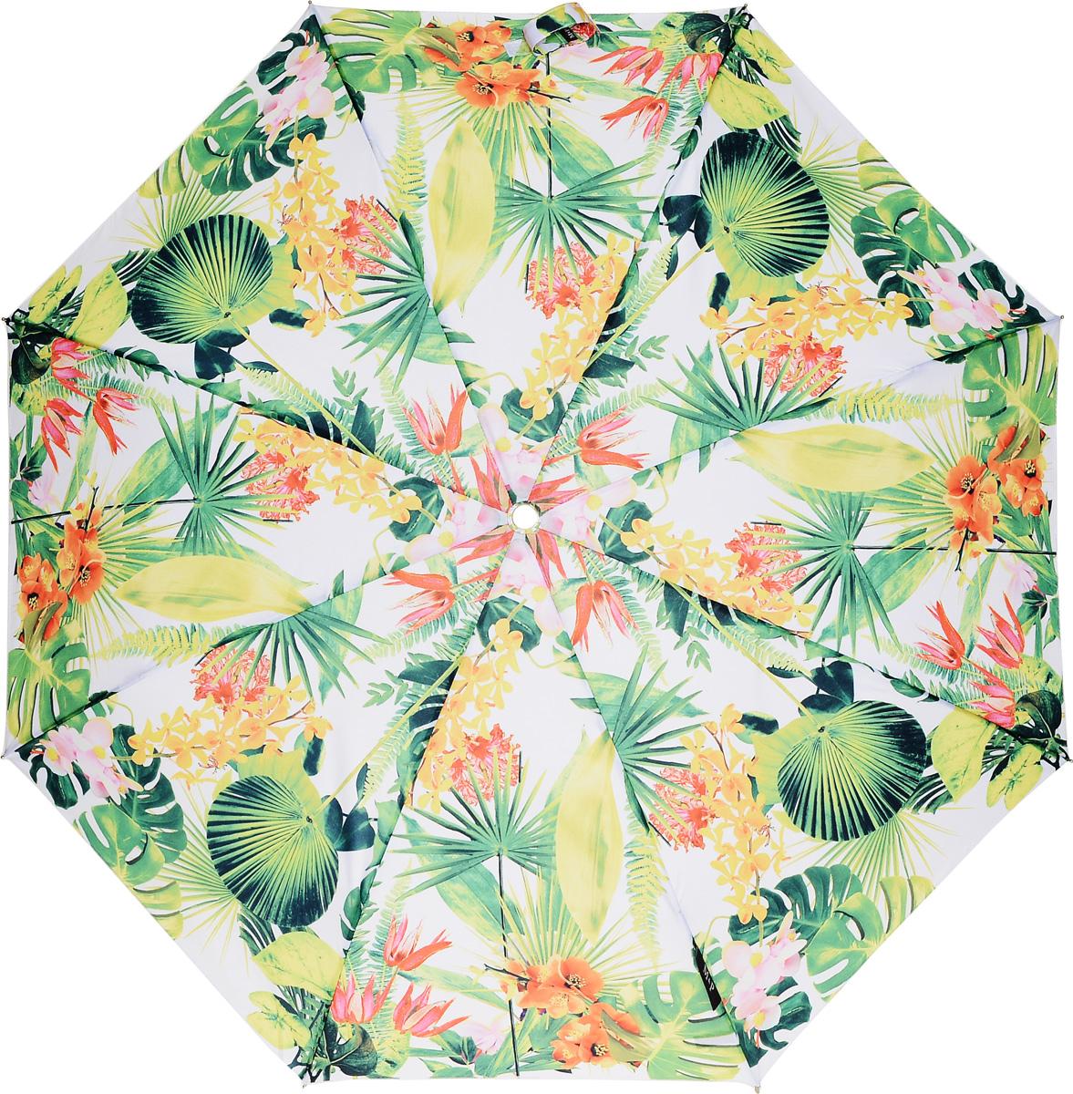 M&P 5863-2 Зонт полный автом. 3 сл. жен.5863-2Зонт испанского производителя Clima. В производстве зонтов используются современные материалы, что делает зонты легкими, но в то же время крепкими.Полный автомат, 3 сложения, 7 спиц, полиэстер.