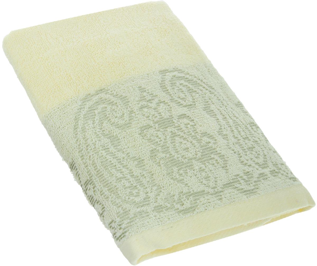 Полотенце Arya Pesca, цвет: молочный, 50 х 100 смF0003381_молочныйПолотенце Arya Pesca выполнено из 100% хлопка. Изделие отлично впитывает влагу, быстро сохнет, сохраняет яркость цвета и не теряет форму даже после многократных стирок. Такое полотенце очень практично и неприхотливо в уходе. Оно создаст прекрасное настроение и украсит интерьер в ванной комнате.