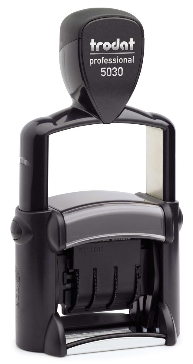 Trodat Датер однострочный русифицированный 4 мм 5030