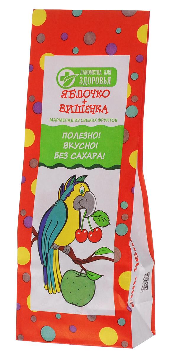 Лакомства для здоровья Яблочко+Вишенка мармелад желейный, 105 г
