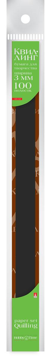 Альт Бумага для квиллинга 3 мм 100 полос цвет черный2-069/10Бумага для квиллинга Альт разработана для создания объемных композиций, украшений для открыток и фоторамок. В набор входят 100 предварительно нарезанных узких полос цветной бумаги. Высокая плотность позволяет готовым спиральным элементам держать форму, не раскручиваясь и не деформируясь. Ширина полосок составляет 3 мм. Тонированная в массе бумага предназначена для скручивания в спирали с последующим приданием нужной формы. Квиллинг (бумагокручение) - техника изготовления плоских или объемных композиций из скрученных в спиральки длинных и узких полосок бумаги. Из бумажных спиралей создаются необычные цветы и красивые витиеватые узоры, которые в дальнейшем можно использовать для украшения открыток, альбомов, подарочных упаковок, рамок для фотографий и даже для создания оригинальных бижутерий. Это простой и очень красивый вид рукоделия, не требующий больших затрат.