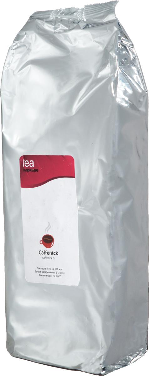 Caffenick Каркаде красный листовой чайный напиток, 500 г4610001573173Листовой чайный напиток Caffenick Каркаде из отборных лепестков суданской розы. Можно заваривать в чистом виде или использовать, как компонент для различных напитков и коктейлей. Цвет настоя: розово-малиновый, неинтенсивный, непрозрачный. Аромат напитка стойкий с преобладанием цветочно-растительных оттенков. Послевкусие долгое с явной кислинкой и мягкими цитрусовыми нотами.