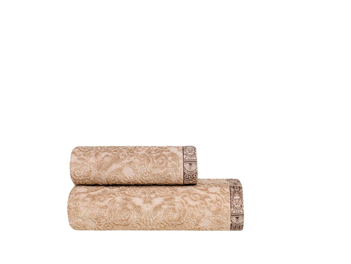 Полотенце Togas Генрих, цвет: бежевый, 70 х 140 см10.00.01.1012Полотенце Togas Генрих невероятно гармонично сочетает в себе лучшие качества современного махрового текстиля. Безупречные по качеству, экологичное полотенце из 50% хлопка и 50% модала идеально заботится о вашей коже, особенно после душа, когда вы расслаблены и особо уязвимы. Деликатный дизайн полотенца Togas «Генрих» - воплощение изысканной простоты, где на первый план выходит качество материала. Невероятно мягкое волокно модал, превосходящее по своим свойствам даже хлопок, позволяет улучшить впитывающие качества полотенца и делает его удивительно мягким. Модал - это 100% натуральное, экологически чистое целлюлозное волокно. Оно производится без применения каких-либо химических примесей, поэтому абсолютно гипоаллергенно. Полотенце Togas Генрих, обладающее идеальными качествами, будет поднимать вам настроение.