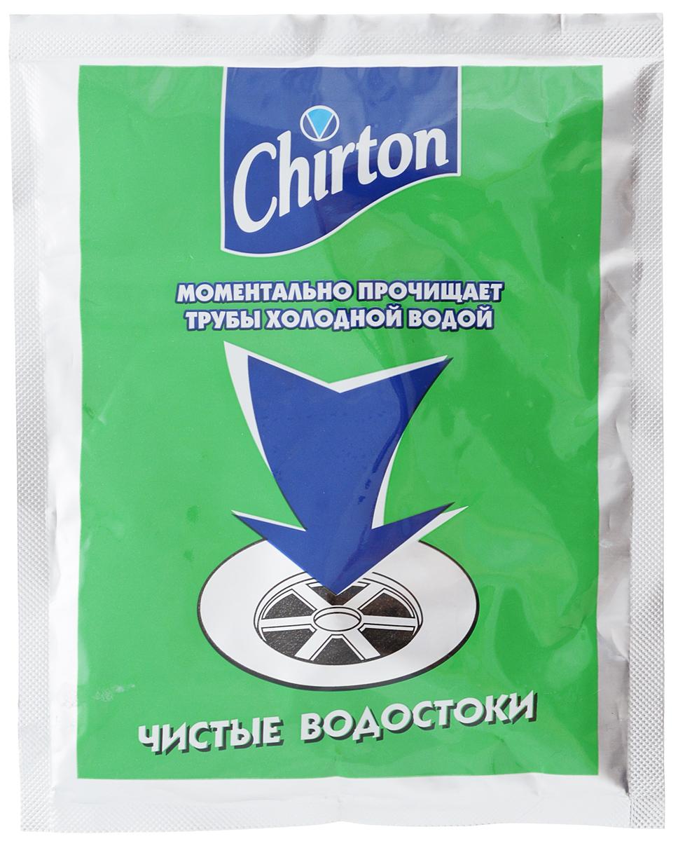 Средство для прочистки труб Chirton, 60 г50011Средство Chirton предназначено для прочистки сливных отверстий от засоров, а также для очистки труб, раковин, ванн и унитазов от окиси, ржавчины, грязи. Прочищает, дезинфицирует, устраняет неприятные запахи. Эффективно действует в холодной воде. Не причиняет вреда эмалям и полимерным материалам. Использование одной упаковки в месяц достаточно для того, чтобы трубы были как новые. Состав: > 30% щелочь (гидроксид натрия), > 30% активная добавка, > 5 - Товар сертифицирован.