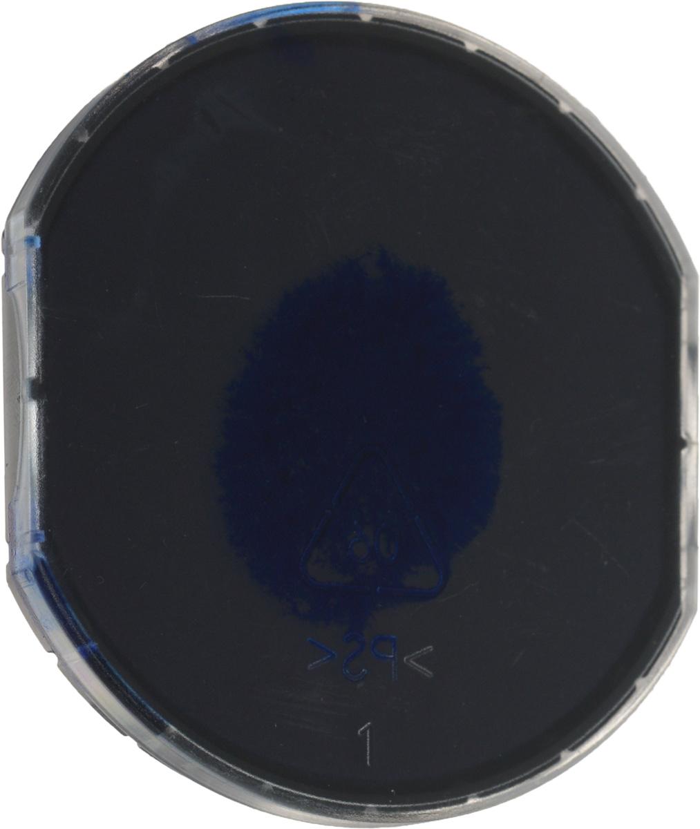 Colop Сменная штемпельная подушка E/R50 цвет синийFS-00897Сменная штемпельная подушка Colop E/R50 предназначена для продукции Colop. Произведена в Австрии с учетом требований российских и международных стандартов. Замена штемпельной подушки необходима при каждом изменении текста в штампе. Заправка штемпельной краской не рекомендуется. Гарантирует не менее 10 000 четких оттисков. Подходит для кода С10886, С10879, цвет краски - синий.
