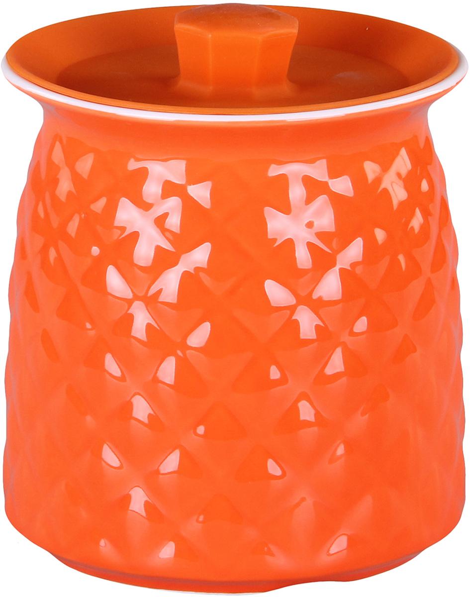 Банка для сыпучих продуктов Patricia. IM99-5255IM99-5255Банка выполнена из керамики высокого качества. В ней можно хранить как соль или сахар, так и различные крупы.