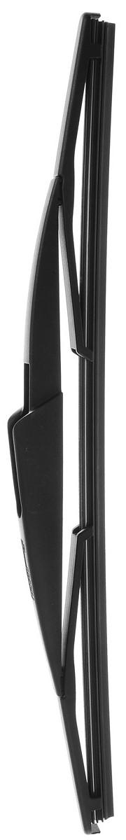 Щетка стеклоочистителя Bosch H370, каркасная, задняя, длина 37 см, 1 шт3397011022Щетка Bosch H370, выполненная по современной технологии из высококачественных материалов, предназначена для установки на заднее стекло автомобиля. Отличается высоким качеством исполнения и оптимально подходит для замены оригинальных щеток, установленных на конвейере. Обеспечивает качественную очистку стекла в любую погоду.