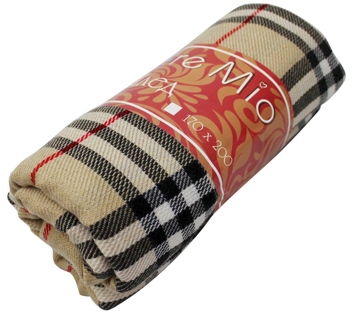 Плед Amore Mio Richard, 170 х 200 смUP210DFМягкий, теплый и уютный плед с кистями Amore Mio изготовлен из 100% акрила. Не зря в народе за акрилом закрепилось имя искусственной шерсти. Акриловое волокно великолепно удерживает тепло, оно практично и долговечно. Еще одно преимущество - в цене, так как по факту акрил значительно дешевле натуральной шерсти.