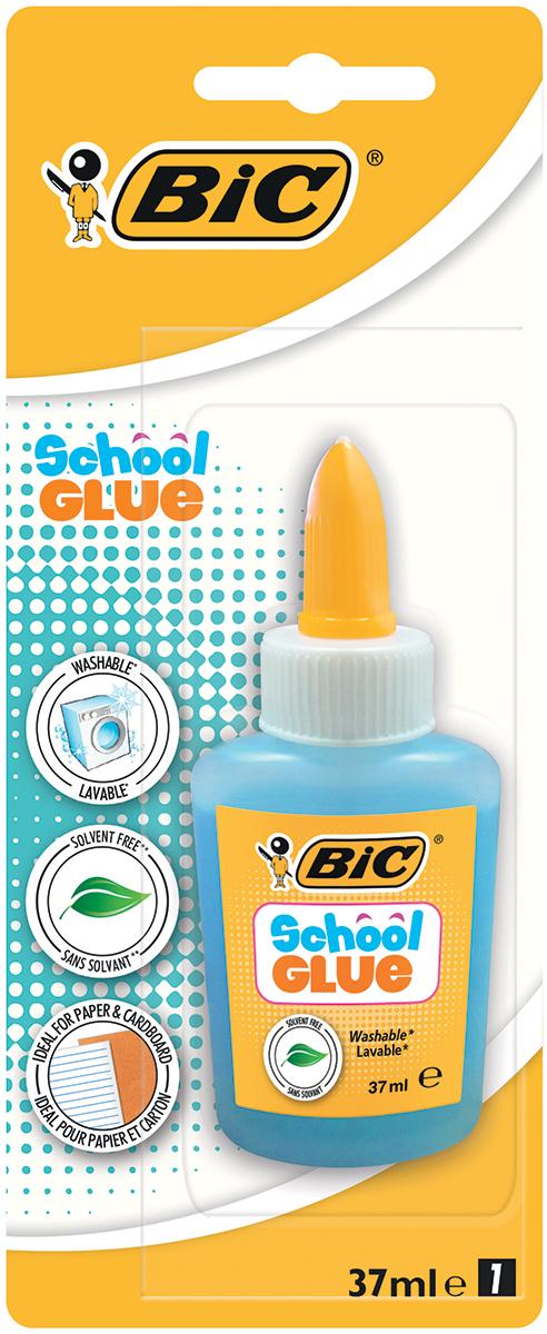 Bic Клей для бумаги и картона Школьный 37 мл B9212852