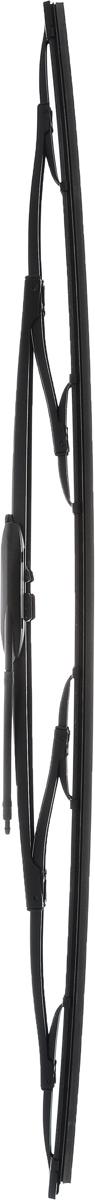 Щетка стеклоочистителя для грузовых автомобилей Bosch N74, каркасная, длина 70 см, 1 шт3397004080Щетка Bosch N74, выполненная по современной технологии из высококачественных материалов, оптимально подходит для замены оригинальных щеток, установленных на конвейере. Обеспечивает идеальную очистку стекла в любую погоду. TWIN - серия классических каркасных щеток от компании Bosch. Эти щетки имеют полностью металлический каркас с двойной защитой от коррозии и сверхточный профиль резинового элемента с двумя чистящими кромками.