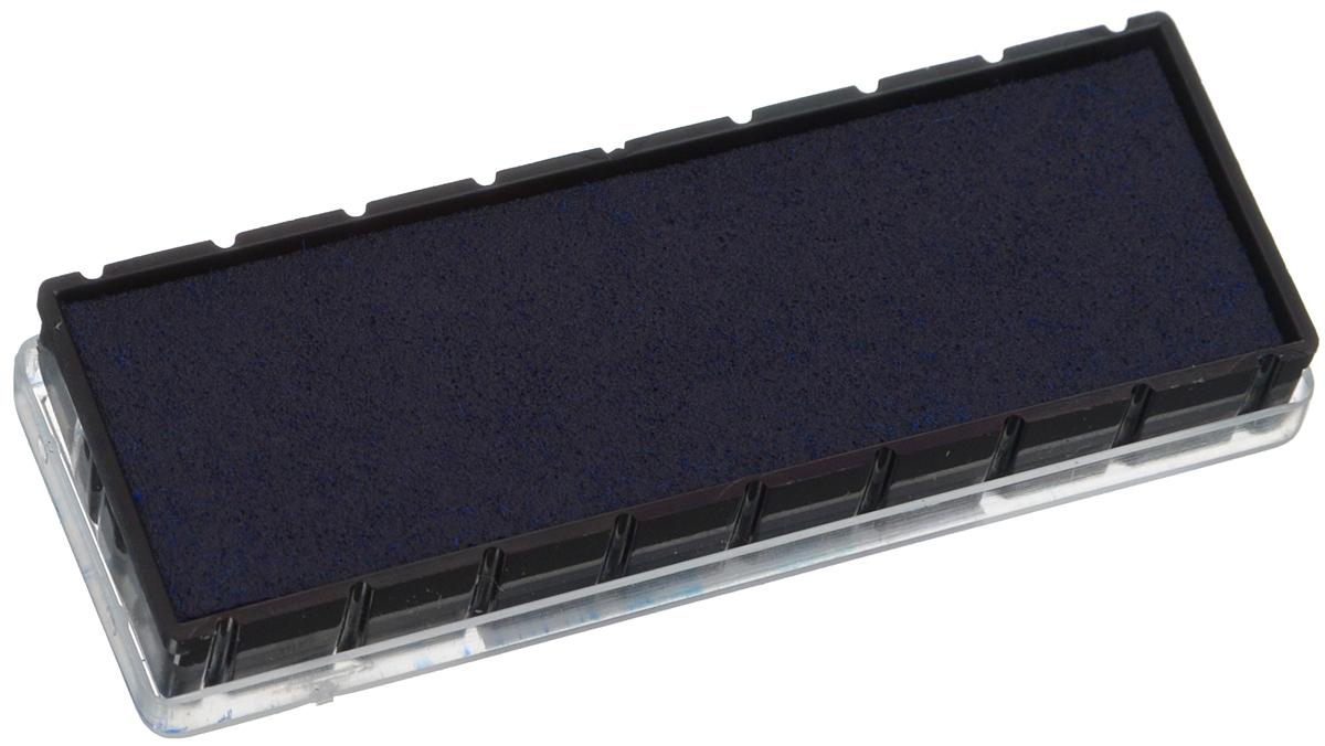 Colop Сменная штемпельная подушка цвет синий E/12cE/12cСменная штемпельная подушка Colop изготовлена с учетом требований российских и международных стандартов. Гарантирует высокое качество от первого до последнего оттиска. Ресурс подушки - 10000 оттисков. Замена штемпельной подушки необходима при каждом изменении текста в штампе. Заправка штемпельной краской не рекомендуется. Гарантируют не менее 10 000 четких оттисков. Цвет - синий. Подходит к артикулам S120/WD, S120/13, S110.