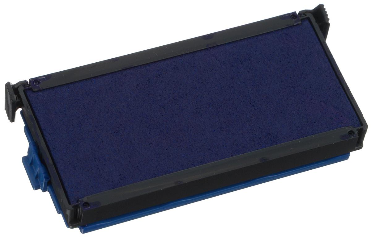 Trodat Сменная штемпельная подушка цвет синий 6/4914С2048884-70Оригинальная сменная штемпельная подушка Trodat для серий Printy и Professional Line гарантирует высокое качество от первого до последнего оттиска.Четкие оттиски. Ресурс подушки - 10000 оттисков. Рекомендована замена подушки, а не дозаправка краской. Цвет - синий. Подходит к артикулу 4914.