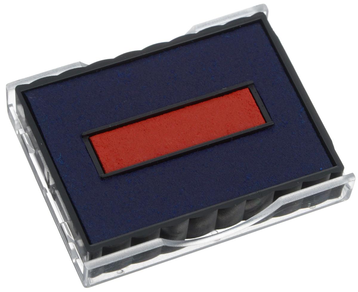 Trodat Сменная штемпельная подушка цвет синий красный 6/4750/22048884-70Оригинальная сменная штемпельная подушка Trodat для серий Printy и Professional Line гарантирует высокое качество от первого до последнего оттиска.Четкие оттиски. Ресурс подушки - 10000 оттисков. Рекомендована замена подушки, а не дозаправка краской. Цвет - синий, красный. Подходит к артикулам С03756, С03759.