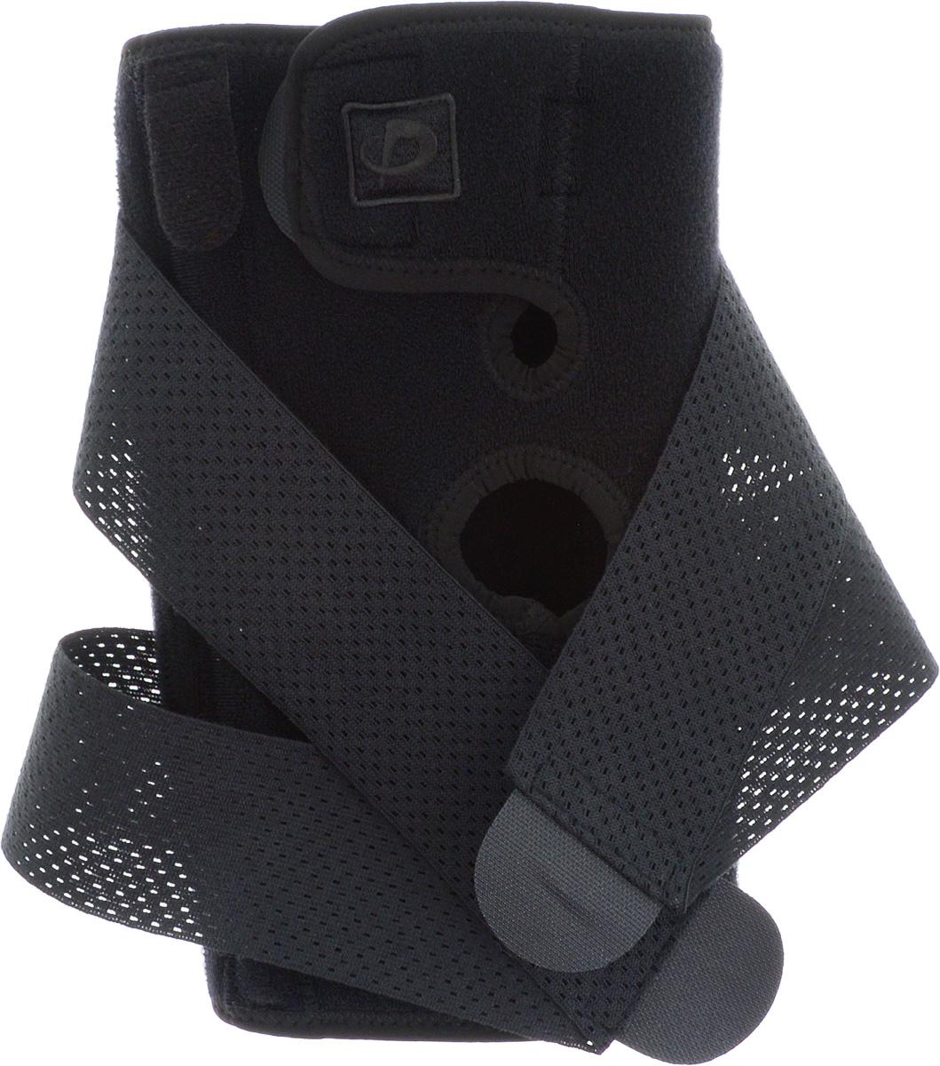 Суппорт колена Phiten Hard Type. Размер L (48-54 см)AP164005Суппорт колена Phiten Hard Type обеспечивает мягкую фиксацию сустава, активное воздействие на проприоцепторы, снятие суставного, связочного и мышечного напряжения, облегчение болевых ощущений. Показания к применению: все виды воспаления коленного сустава, растяжение мышц и связок коленного сустава, бурситы, хронические дегенеративные заболевания суставов, артроз коленного сустава, артрит и остеоартрит, пателлофеморальный болевой синдром. Жесткая, но регулируемая благодаря специальному ремню фиксация этого суппорта идеально подходит для ношения в течение всего дня или при восстановлении после травм коленного сустава, мышц и связок. Благодаря специальной пропитке акватитаном, пояс способствует скорейшему восстановлению после травмы. Материал: наружная часть: нейлон 93%, полиуретан 7%; внутренняя часть: нейлон 80%, полиуретан 20%; липучка: полиэстер 100%; акватитан, аквапалладий. Обхват колена: 48-54 см.
