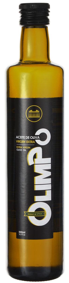 Olimpo Extra Virgin масло оливковое, 0,5 л0120710Olimpo Extra Virgin - нерафинированное оливковое масло первого холодного отжима лимитированного выпуска. Кислотность - 0,2%. Обладает мягким вкусом и приятным ароматом.Olimpo производит масло с 1954 года, а название происходит от горы Олимп из Древней Греции. Производитель руководствуется древнегреческой пословицей: в здоровом теле здоровый дух.