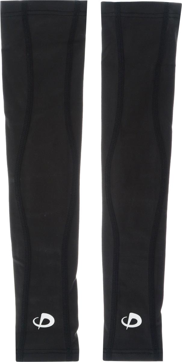 Рукав силовой Phiten X30 Long, цвет: черный, 2 шт. Размер L (26-32 см)QNT1133Рукав силовой Phiten X30 Long, выполненный из 85% полиэстера и 15% полиуретана, идеально подходит для поддержки и увеличения силы мышц (плеча/предплечья) спортсменов. Рукав снимает мышечное напряжение, повышает выносливость и силу мышц. Он мягко фиксирует суставы, но при этом абсолютно не стесняет движения.Благодаря пропитке из акватитана с фактором X30, рукав увеличивает эластичность мышц и связок, а также хорошо поглощает и испаряет пот, что позволяет продлить ощущение комфорта при тренировках.Изделие специально разработано таким образом, чтобы соответствовать форме руки и обеспечить плотное прилегание, а благодаря инновационным материалам, рукав действительно поможет вам в процессе тяжелой тренировки или любой серьезной нагрузки.Силовой рукав Phiten X30 Long способствует:- улучшению циркуляции крови в организме;- разгрузке поврежденного сустава; - уменьшению усталости;- снятию излишнего напряжения и скорейшему восстановлению сил;- обеспечивает компрессионный эффект.Обхват предплечья: 26-32 см. Длина рукава: 39 см. Комплектация: 2 шт.