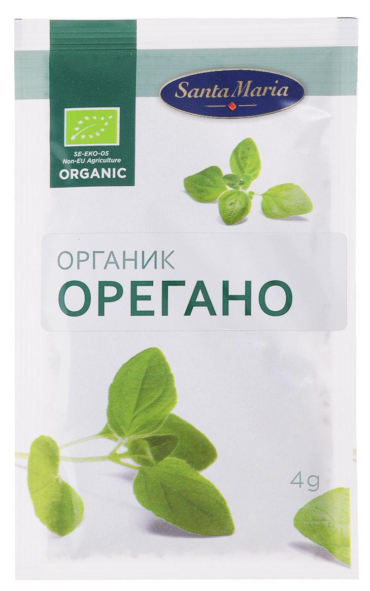 Santa Maria Орегано (душица) Органик, 4 г2119Santa Maria Орегано (душица) – это сушеные листья растения, которым присущ приятный, тонкий запах и пряный, горьковатый вкус. Орегано возбуждает аппетит и облегчает пищеварение. Специя - желанный ингредиент многих пряных смесей, прекрасно сочетается с черным перцем, базиликом, розмарином, эстрагоном, фенхелем, анисом, тимьяном и своим ближайшим родственником майораном. Орегано добавляют в мясо, рыбу, птицу, дичь, паштеты, всевозможные начинки из фарша и ливера, домашние колбасы, соусы и подливы. В орегано есть эфирные масла: карвакрол, тимол, терпены; аскорбиновая кислота, дубильные вещества. Он обладает бактерицидными и дезинфицирующими свойствами.