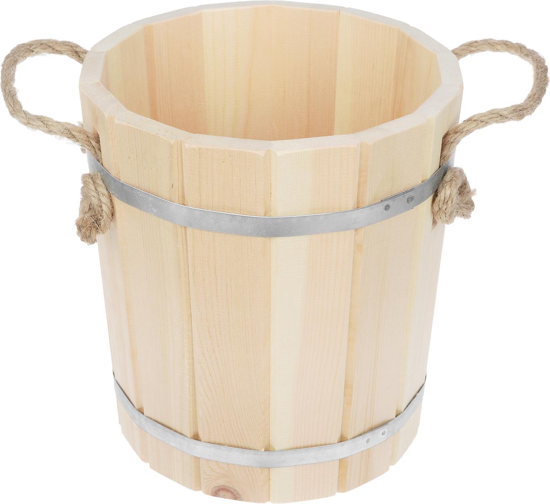 Запарник для бани Банные штучки, 10 л33204Запарник Банные штучки, изготовленный из кедра, доставит вам настоящее удовольствие от банной процедуры. При запаривании веник обретает свою природную силу и сохраняет полезные свойства. Корпус запарника состоит из металлических обручей стянутых клепками. Для более удобного использования запарник имеет по бокам две небольшие веревочные ручки. Интересная штука - баня. Место, где одинаково хорошо и в компании, и в одиночестве. Перекресток, казалось бы, разных направлений - общение и здоровье. Приятное и полезное. И всегда в позитиве. Высота запарника: 31 см. Диаметр запарника по верхнему краю: 25,5 см.