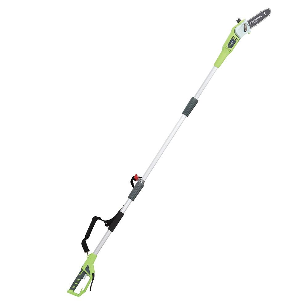 Высоторез/сучкорез удлиненный GreenWorks 720 W