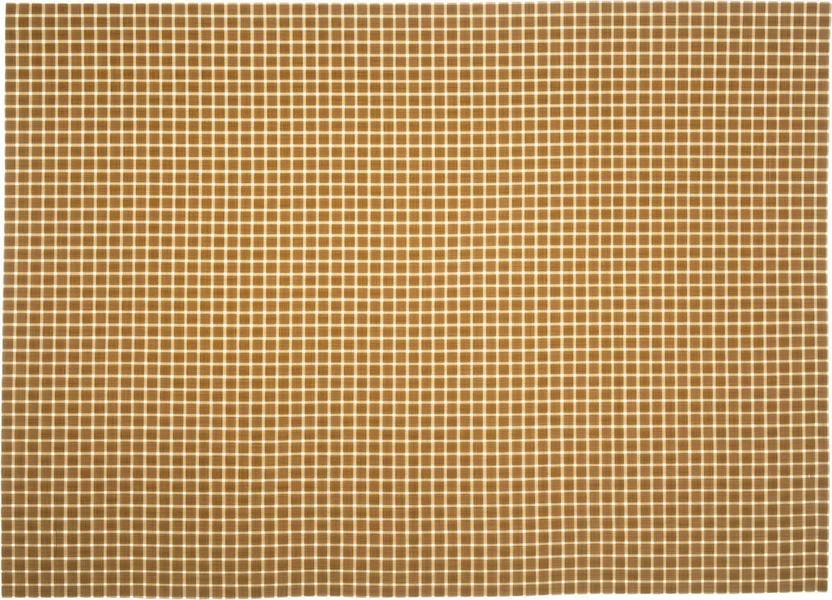 Салфетка сервировочная Tescoma Flair. Shine, цвет: золотистый, 45 x 32 см662065_золотистыйЭлегантная салфетка Tescoma Flair. Shine, изготовленная из прочного искусственного текстиля, предназначена для сервировки стола. Она служит защитой от царапин и различных следов, а также используется в качестве подставки под горячее. После использования изделие достаточно протереть чистой влажной тканью или промыть под струей воды и высушить. Не рекомендуется мыть в посудомоечной машине, не сушить на отопительных приборах. Состав: синтетическая ткань.