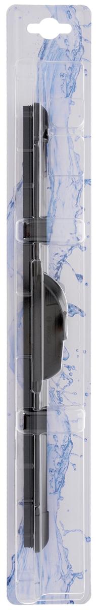 Щетка стеклоочистителя Bosch AR13U, бескаркасная, со спойлером, длина 34 см, 1 шт3397008638Бескаркасная щетка Bosch AR13U, выполненная по современной технологии из высококачественных материалов, предназначена для установки на переднее стекло автомобиля. Отличается высоким качеством исполнения и оптимально подходит для замены оригинальных щеток, установленных на конвейере. Обеспечивает качественную очистку стекла в любую погоду. AEROTWIN - серия бескаркасных щеток компании Bosch. Щетки имеют встроенный аэродинамический спойлер, что делает их эффективными на высоких скоростях, и изготавливаются из многокомпонентной резины с применением натурального каучука.