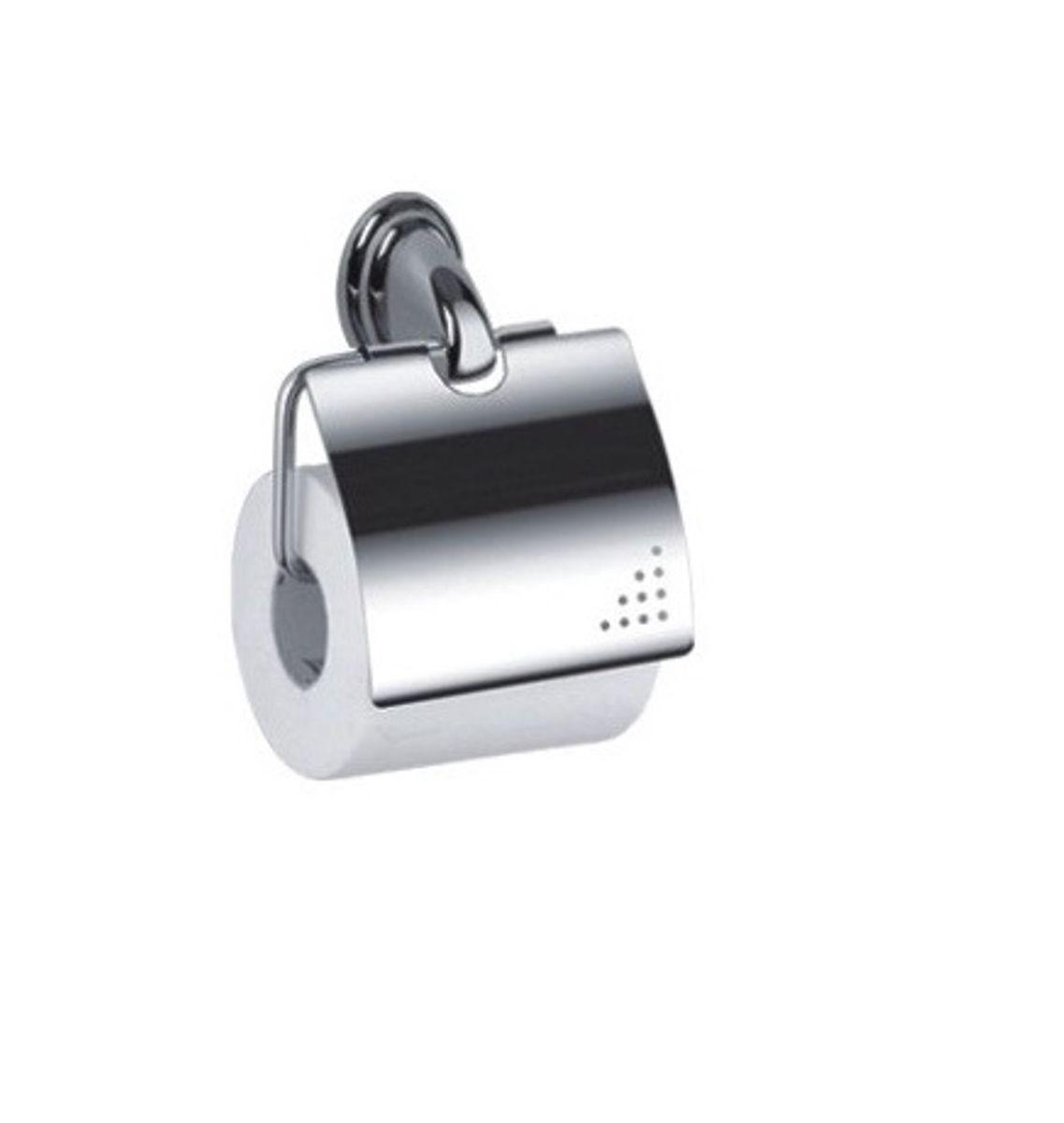 Держатель для туалетной бумаги Vanstore Овал, с крышкой, 12 х 11 х 5 см003-28Держатель для туалетной бумаги Vanstore Овал, выполненный из высококачественной стали, оснащен металлической крышкой. Изделие крепится на стену с помощью шурупов (входят в комплект). Держатель поможет оформить интерьер в выбранном стиле, разбавляя пространство туалетной комнаты различными элементами. Он хорошо впишется в любой интерьер, придавая ему черты современности. Размер держателя: 12 х 11 х 5 см.