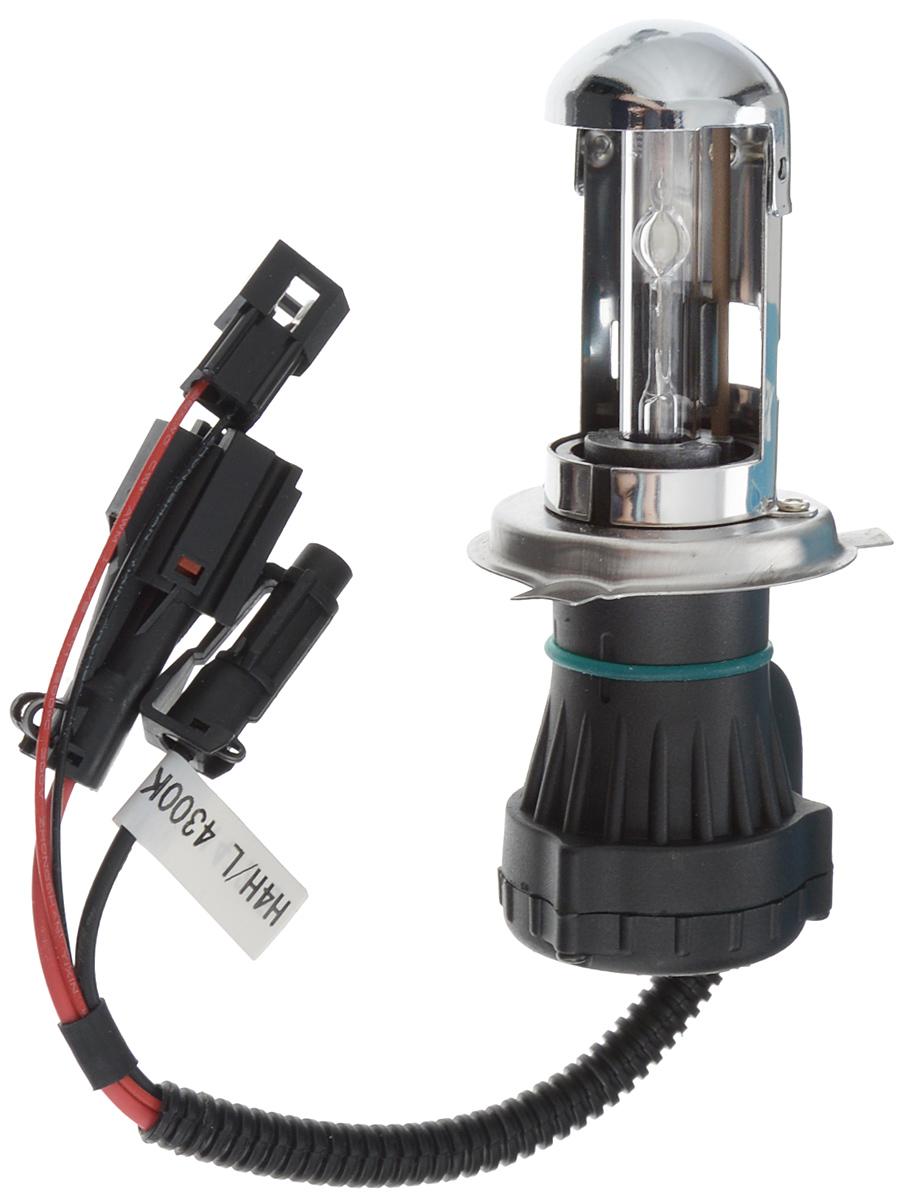 Лампа автомобильная биксеноновая Nord YADA, H4, 4300K902971Лампа автомобильная биксеноновая Nord YADA - это электрическая ксеноновая газозарядная лампа для автомобилей и других моторных транспортных средств. Ксеноновая лампа - это источник света, представляющий собой устройство, состоящее из колбы с газом (ксеноном), в котором светится электрическая дуга, которая возникает вследствие подачи напряжения на электроды лампы. Лампа предназначена для ближнего и дальнего света. Дает яркий белый свет, близкий по спектру к дневному. Высокая яркость обеспечивает хорошее освещение дороги и безопасность. Свет лампы насыщенный и интенсивный, поэтому она идеально подходит для освещения дороги во время тумана. Преимущества по сравнению с галогенной лампой: - Безопасность - лучше освещает дорогу, помогает быстрее среагировать на дорожную обстановку; - Экономичность - потребляет меньше, а светит ярче; - Увеличенный срок службы - не имеет нити накаливания, поэтому долговечна и не боится тряски.