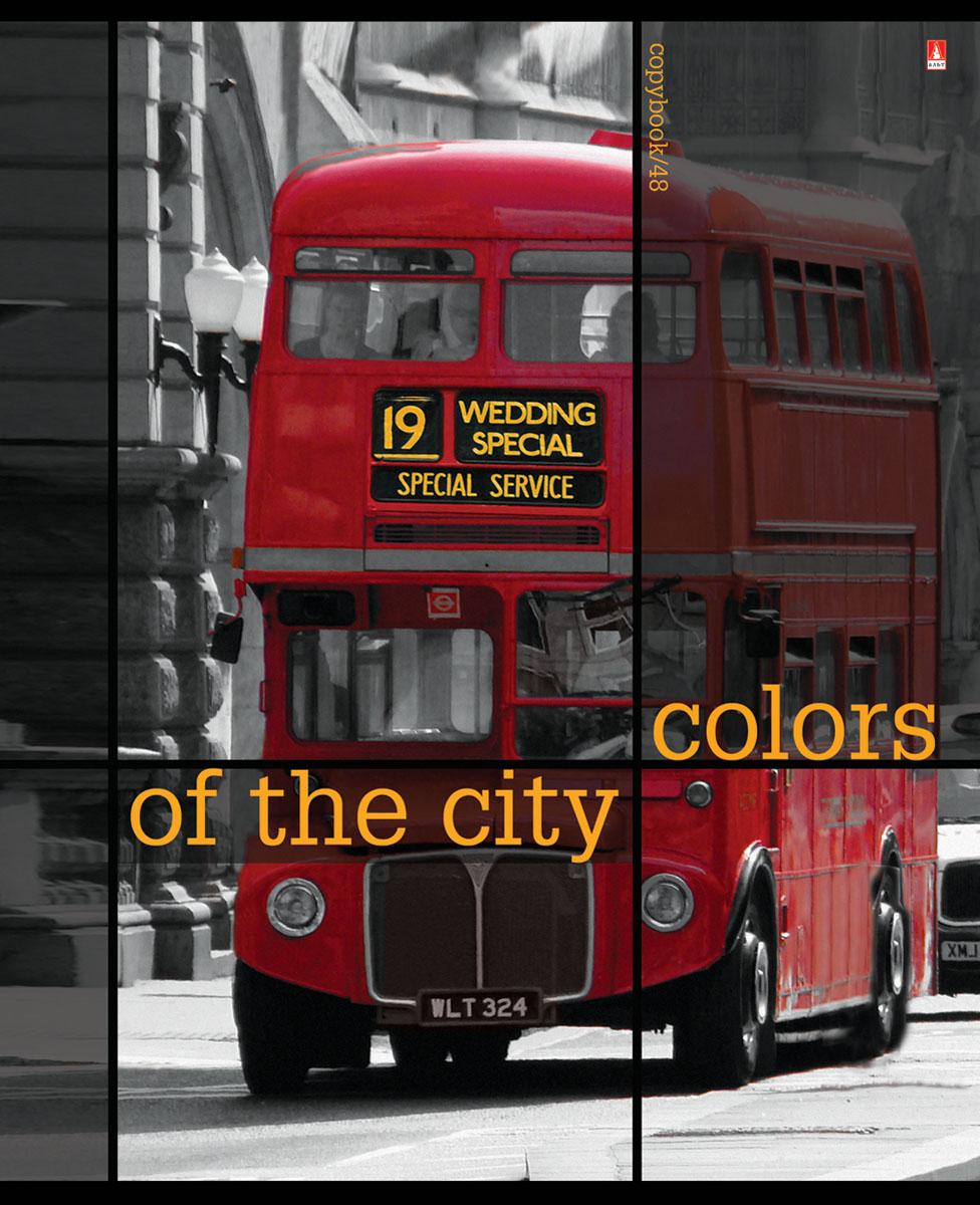 Альт Тетрадь Города Контрасты New 48 листов в клетку цвет красный7-48-182Тетрадь Альт Города. Контрасты New подойдет студенту и школьнику. Всех любителей путешествий и больших городов порадует новая серия Города. Контрасты New. Обложка тетради выполнена из плотного картона. Для создания визуально объемного, живого изображения использован эффект иридиум - печать на фольгированной обложке. Стремительный ритм жизни в мегаполисах запечатлен в кадрах городской романтики. Серия Города. Контрасты New станет мини-экскурсом в мир ночных столиц, которые легко узнать по знаковым символам. Внутренний блок тетради состоит из 48 листов белой бумаги, соединенных двумя металлическими скрепками. Стандартная линовка в клетку голубого цвета дополнена полями.