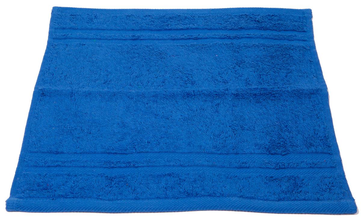 Полотенце махровое Arloni Marvel, цвет: синий, 33 х 33 см. 4403744037Полотенце Arloni Marvel, выполненное из натурального хлопка, подарит вам мягкость и необыкновенный комфорт в использовании. Ткань не вызывает аллергических реакций, обладает высокой гигроскопичностью и воздухопроницаемостью. Полотенце великолепно впитывает влагу, нежное на ощупь не теряет своих свойств после многократной стирки.