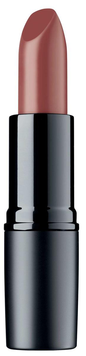 Artdeco Помада для губ матовая стойкая Perfect Mat Lipstick 188 4 г134.188Устойчивая помада с матовой текстурой - модный эффект и безупречный макияж губ весь день! Благодаря воскам в составе, помада идеально наносится, равномерно распределяется и не растекается за контуры губ. Интенсивный цвет и бархатная матовая текстура помогают создать яркий и соблазнительный макияж губ.
