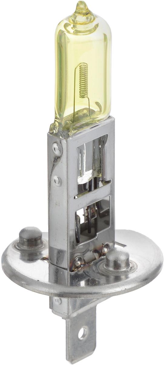 Лампа автомобильная галогенная Nord YADA Yellow, цоколь H1, 12V, 55W901624Лампа автомобильная галогенная Nord YADA Yellow - это электрическая галогенная лампа с вольфрамовой нитью для автомобилей и других моторных транспортных средств. Виброустойчива, надежна, имеет долгий срок службы. Галогенные лампы предназначены для использования в фарах ближнего и дальнего света. Лампа имеет желтое напыление на колбе, что обеспечивает водителю приятный мягкий оттенок светового пятна как в сухую, так и в влажную погоду.