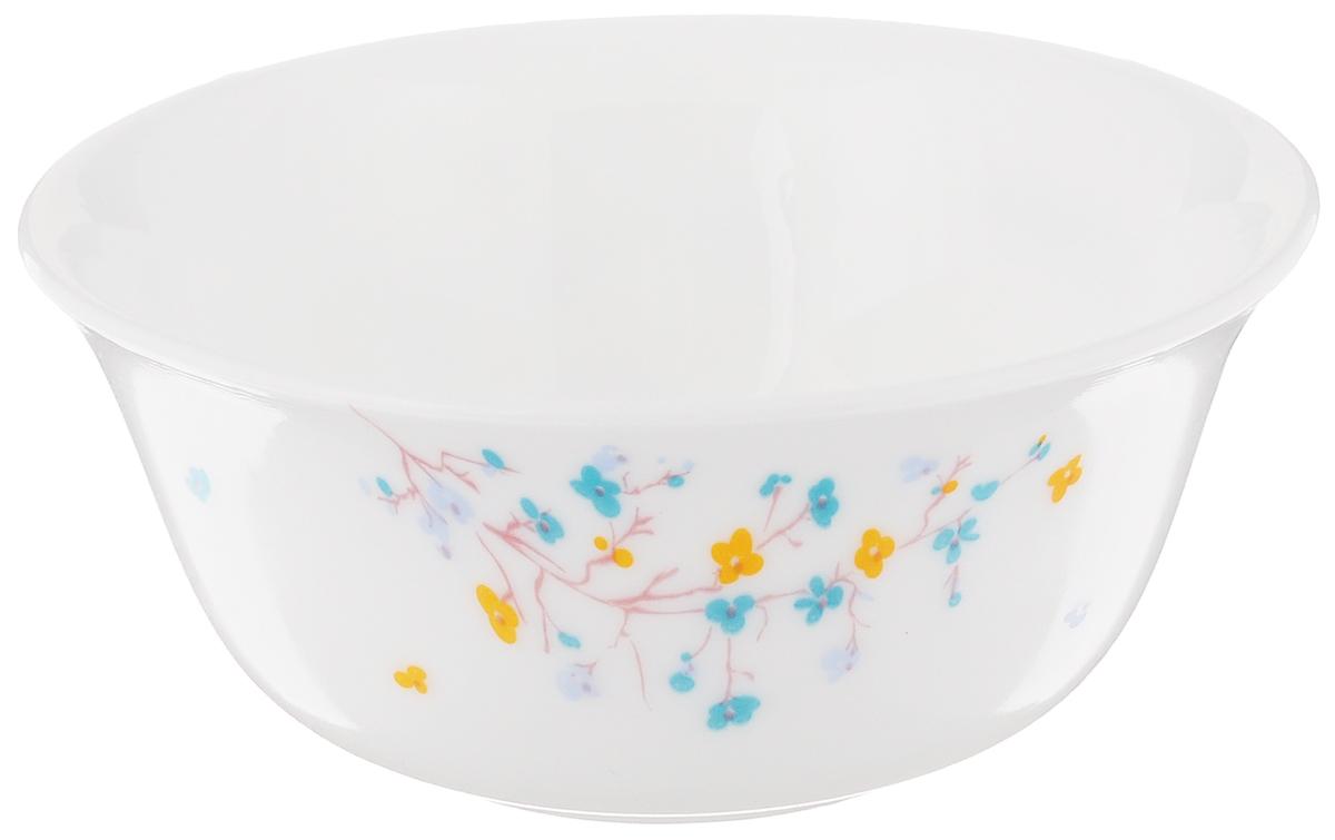Салатник Luminarс Zen Essence, диаметр 12 смJ3022Элегантный салатник Luminarс Zen Essence изготовлен из высококачественного прочного стекла. Внешние стенки оформлены цветочным дизайном. Салатник Luminarс Zen Essence идеально подойдет для сервировки стола и станет отличным подарком к любому празднику. Диаметр салатника: 12 см.