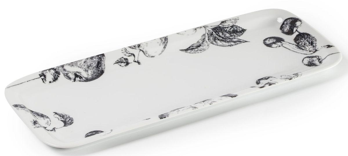 Блюдо для кекса La Rose Des Sables Black Apple, 37,7 см610837 2241Фарфор производится в Тунисе из знаменитой своим качеством и белизной глины, добываемой во французской провинции Лимож. Преимущества этого фарфора заключаются в устойчивости к сколам и трещинам, что возможно благодаря двойному термическому обжигу. Лиможский фарфор не содержит включений тяжелых металлов, что соответствует мировым и российским санитарным требованиям. Данную серию можно использовать в СВЧ и посудомоечной машине. Приобретая лиможский фарфор, вы становитесь обладателем древних традиций и искусства фарфора.