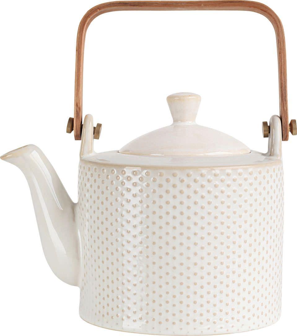 Чайник Asa Selection, цвет: белый. 90400/07190400/071