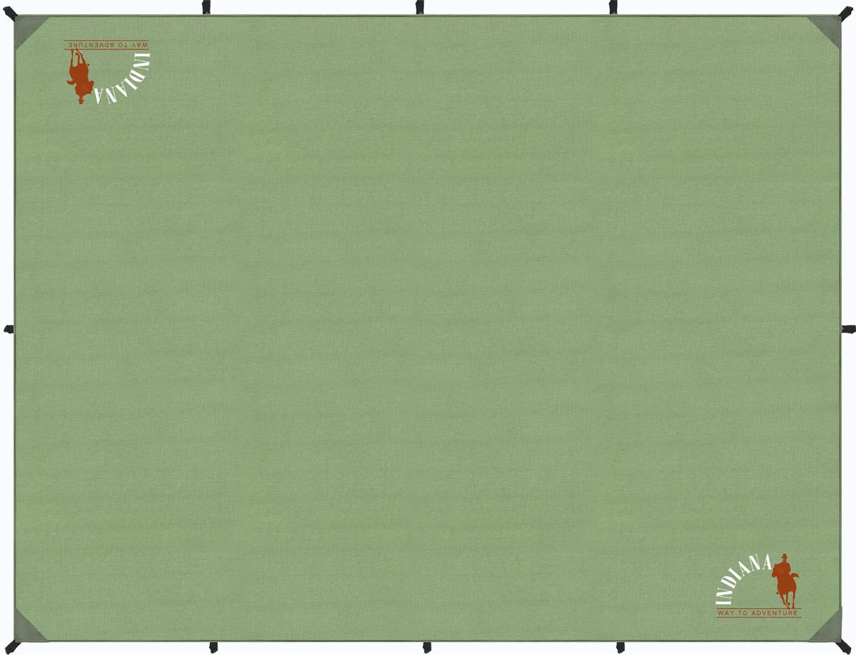 Тент INDIANA RC 3х4.50046358Хороший и удобный навес для защиты от солнца или от атмосферных осадков.