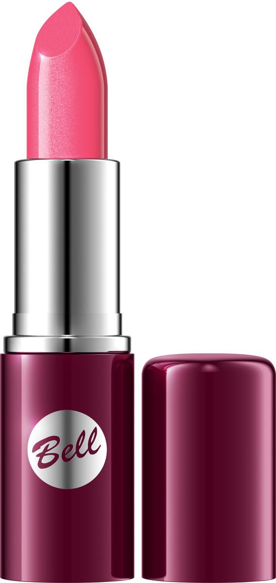 Bell Помада для губ Lipstick Classic 4,8 грB1po013Чтобы выглядеть сверхэлегантной, попробуйте помаду, которая придаст идеальную форму Вашим губам, окрашивая их в чистый, атласный и блестящий цвет. Формула, обогащенная питательными веществами и витаминами, подчеркнет аппетитность Ваших губ, одновременно увлажняя и защищая их. Мягкая и бархатная текстура помады обеспечивает легкое скольжение, а устойчивый пигмент сохраняет цвет на губах длительное время. Вы ощутите и увидите Ваши губы ухоженными и соблазнительными. Роскошная палитра из 27 тонов: от классических до супермодных для любого случая и настроения Тон 13