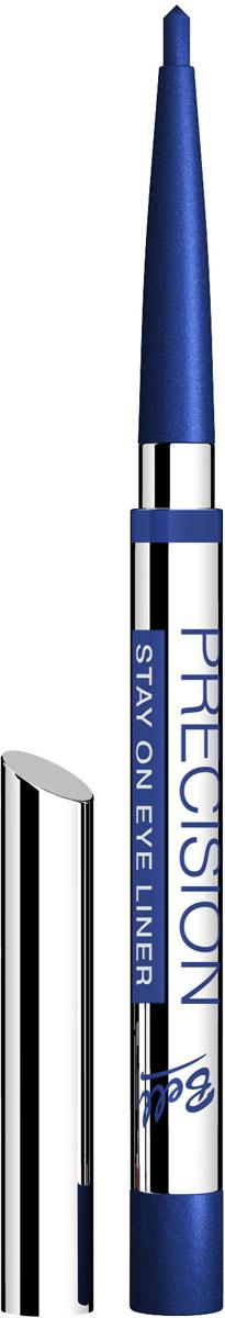 Bell Карандаш для глаз Устойчивый Precision Eye Liner Тон 2, 4 грB4koP002Автоматически, точно, идеально! Precision это изысканная коллекция автоматических контурных карандашей для макияжа глаз и губ. Нанесение точного контура теперь стало необычайно простым! Инновационные полимеры, входящие в состав, обеспечивают особую эластичность грифеля, что гарантирует точность и устойчивость нанесенных линий. Входящий в состав ланолин и специальный растительный воск ухаживает за нежной кожей век, а силиконовые микрошарики гарантируют мягкое и комфортное нанесение. Результат – идеальный устойчивый макияж, ошеломляющий своей красотой и чувственностью! Тон 2