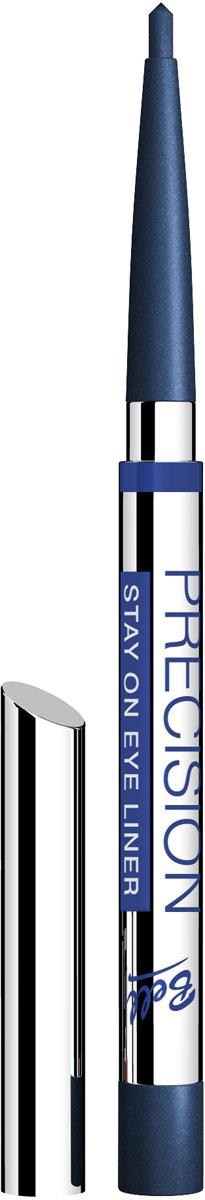 Bell Карандаш для глаз Устойчивый Precision Eye Liner 4 грB4koP003Автоматически, точно, идеально! Precision это изысканная коллекция автоматических контурных карандашей для макияжа глаз и губ. Нанесение точного контура теперь стало необычайно простым! Инновационные полимеры, входящие в состав, обеспечивают особую эластичность грифеля, что гарантирует точность и устойчивость нанесенных линий. Входящий в состав ланолин и специальный растительный воск ухаживает за нежной кожей век, а силиконовые микрошарики гарантируют мягкое и комфортное нанесение. Результат – идеальный устойчивый макияж, ошеломляющий своей красотой и чувственностью! Тон 3