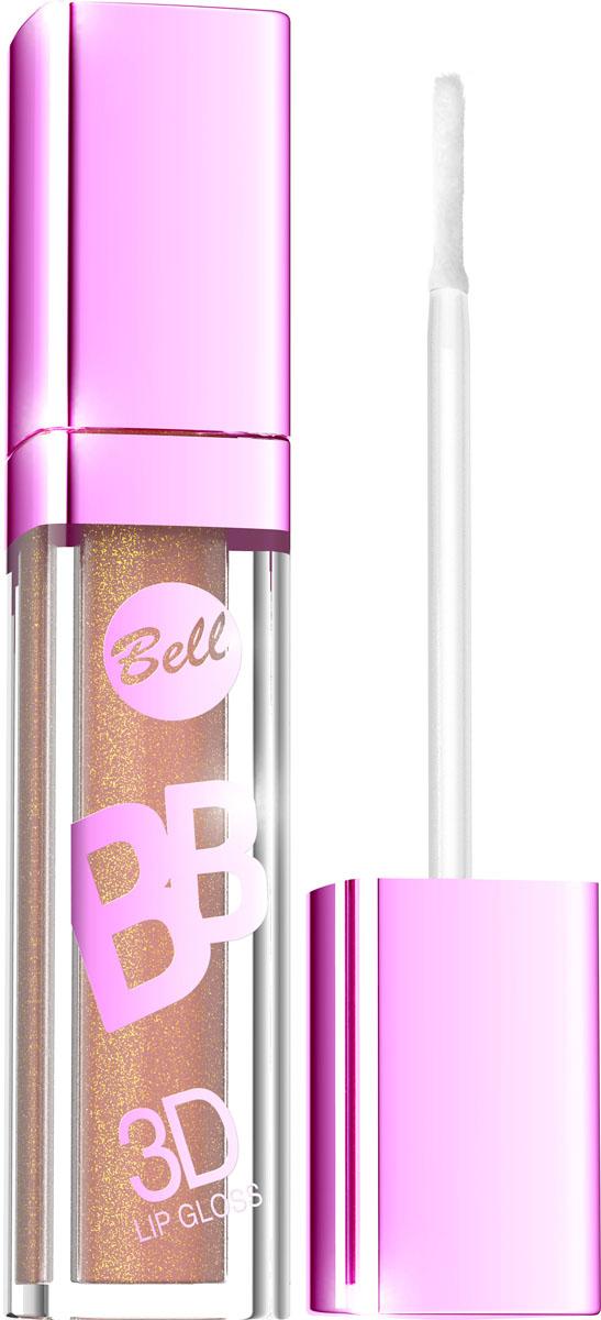 """Bell Блеск Визуально Увеличивающий Объем Губ Bb 3d Lip Gloss Тон 1, 6 мл1301207Xрустальный блеск и эффект разглаживания! Секрет действия блеска для губ заключается в формуле, содержащей """"Crystal Shine Complex"""" – маленькие частички, отражающие свет и обеспечивающие эффект 3D.Специально подобранные полимеры значительно улучшают увлажнение губ. Состав кондиционирующих компонентов увеличивает гибкость эпидермиса и гарантирует ощущение увлажненных губ. Легкая, кремовая формула не образует комочков и не склеивает губы.Цветовая палитра включает 6модных оттенков. Тон 1"""