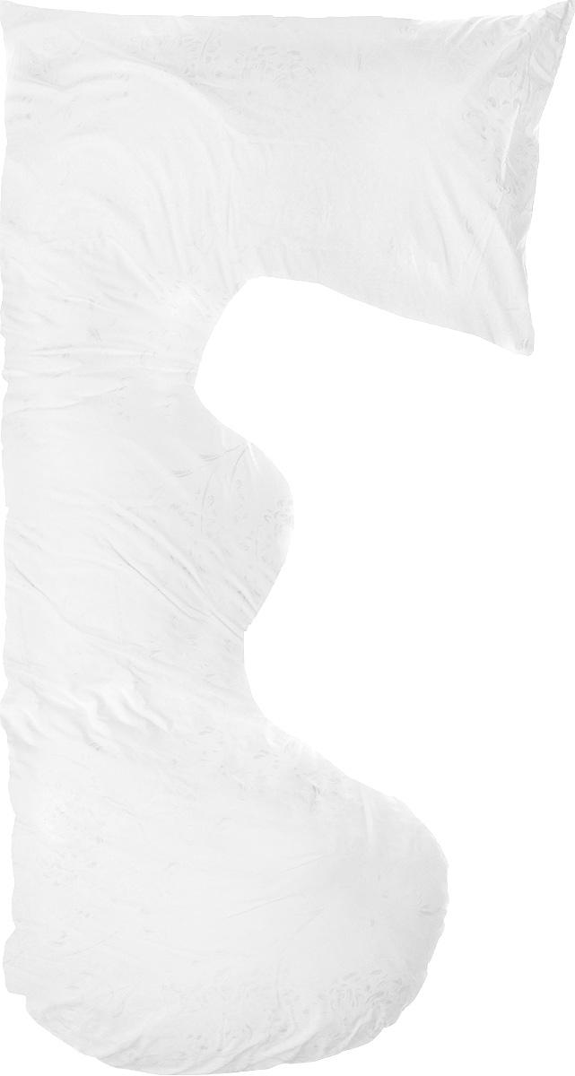 Аморо Подушка для кормящих и беременных Contour Spinal FlexCSF-SP165Эргономичная форма подушки Аморо Contour Spinal Flex позволяет вашему телу занять естественное положение во время сна и увеличивает мышечную релаксацию. С этой подушкой вы отлично выспитесь, а это очень важно при беременности. Ее уникальная форма помогает беременной женщине одновременно одной стороной поддерживать растущий живот, другой спину и шею. В такой позе во время сна снимаются негативные нагрузки на мышцы тела. Подушка имеет наволочку на молнии из 100% хлопка, которую будет удобно снять и постирать в случае необходимости.