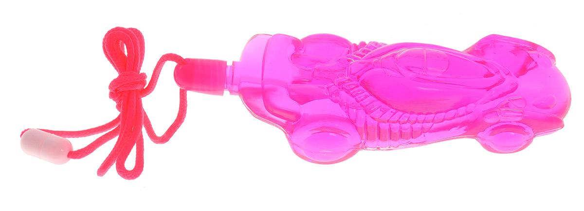 Uncle Bubble Мыльные пузыри Гоночная машинка цвет розовый