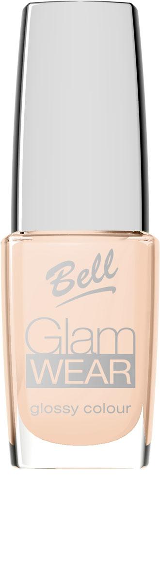 Bell Лак для ногтей Устойчивый С Глянцевым Эффектом Glam Wear Nail Тон 441, 10 гр002722Совершенный образ до кончиков ногтей. Яркие иэлегантные цвета искушают своим глянцевым блеском в коллекции лака для ногтей Glam Wear.Новая устойчивая и быстросохнущая формула лака обеспечит насыщенный и продолжительный блеск! Уникальная консистенция идеально покрывает ногти с первого слоя – не оставляет полос и подтеков! Гипоаллергенный лак, не содержит толуола иформальдегида Тон 441