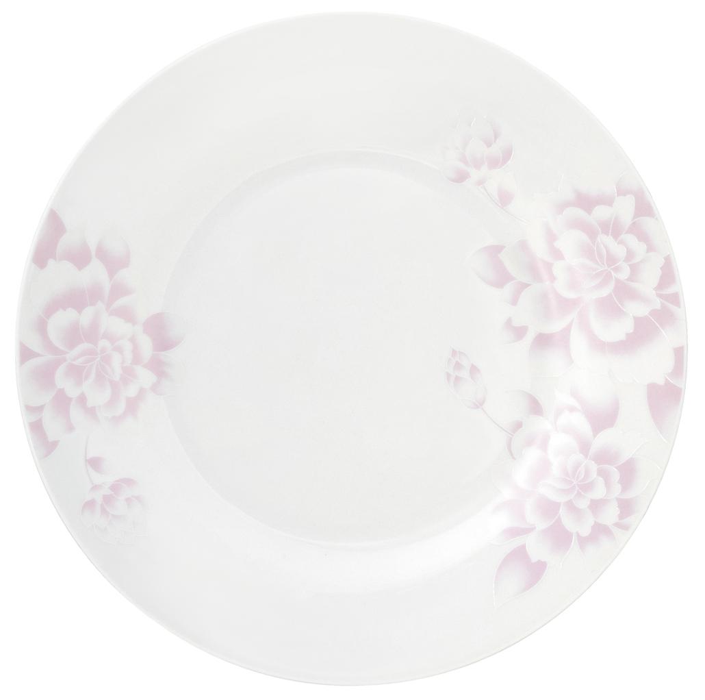 Набор обеденных тарелок Esprado Peonies, диаметр 22,5 см, 6 штPEO022PE301Набор Esprado Peonies состоит из шести обеденных тарелок, выполненных из высококачественного костяного фарфора. Над созданием дизайна коллекций посуды из фарфора Esprado работает международная команда высококлассных дизайнеров, не только воплощающих в жизнь все новейшие тренды, но также и придерживающихся многовековых традиций при создании классических коллекций. Посуда из костяного фарфора будет идеальным выбором, для тех, кто предпочитает красивую современную посуду из высококачественного материала, которая отличается высокой прочностью и подходит для ежедневного использования. Нежная и чувственная коллекция Peonies стала воплощением женственности, утонченного вкуса и благородства. Сегодня изящная и восхитительная эта коллекция станет изысканным украшением вашего стола! Можно использовать в микроволновки печи и мыть в посудомоечной машине.