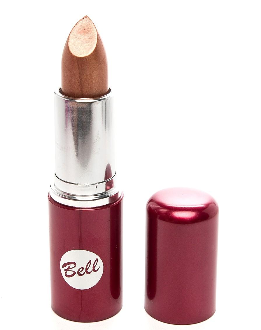 Bell Помада для губ Lipstick Classic Тон 116, 4,8 грB1po116Чтобы выглядеть сверхэлегантной, попробуйте помаду, которая придаст идеальную форму Вашим губам, окрашивая их в чистый, атласный и блестящий цвет. Формула, обогащенная питательными веществами и витаминами, подчеркнет аппетитность Ваших губ, одновременно увлажняя и защищая их. Мягкая и бархатная текстура помады обеспечивает легкое скольжение, а устойчивый пигмент сохраняет цвет на губах длительное время. Вы ощутите и увидите Ваши губы ухоженными и соблазнительными. Роскошная палитра из 27 тонов: от классических до супермодных для любого случая и настроения Тон 116