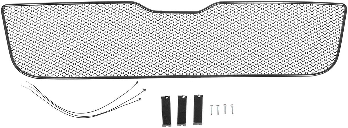 """Сетка для защиты радиатора """"Novline-Autofamily"""", внешняя, для Nissan Qashqai (2006-2010)"""