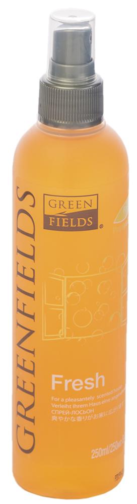 Спрей-лосьон для устранения запаха Greenfields Fresh Папайя, 250 мл5060016153348Спрей-лосьон Fresh Папайя Greenfilds для устранения запаха животных, который действует на молекулярном уровне. Создан на основании натуральных компонентов, подаренных самой природой. Гипоаллергенен, не имеет резких запахов. Идеально подходит для устранения запаха в помещении, на тканях, в автомобиле. Придаёт и сохраняет приятный аромат в течение длительного времени, содержит натуральные дезодорирующие компоненты. Подходит для использования как в присутствии животных, так и без. Не оставляет пятнен на тканях и твёрдых поверхностях. Полностью устраняет неприятный запах от животных на молекулярном уровне.