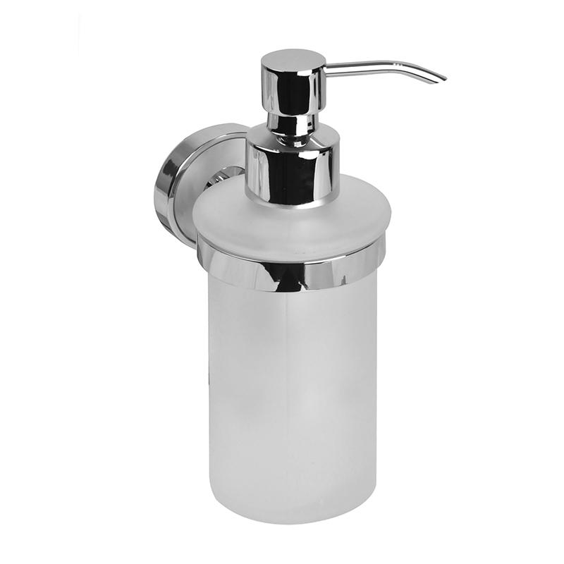 Дозатор для жидкого мыла Iddis CalipsoCALMBG0i46Дозатор для жидкого мыла Iddis Calipso отлично подойдет для вашей ванной комнаты. Такой аксессуар очень удобен в использовании, достаточно лишь перелить жидкое мыло в дозатор, а когда необходимо использование мыла, легким нажатием выдавить нужное количество.