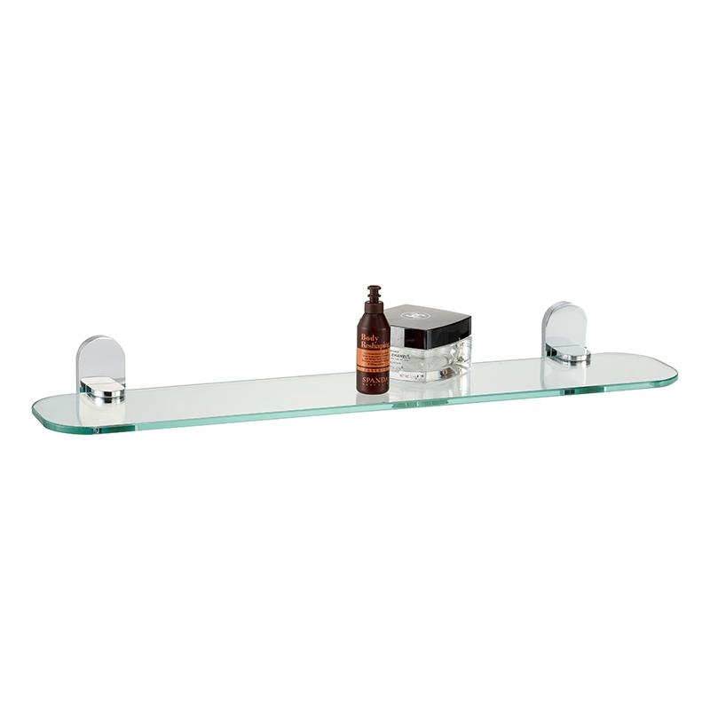 Полка для ванной комнаты Iddis Mirro Plus, цвет: хром19201Навесная полка Iddis Mirro Plus сэкономит место в вашей ванной комнате. Она пригодится для хранения различных принадлежностей, которые всегда будут под рукой. Благодаря компактным размерам полка впишется в интерьер ванной комнаты и позволит удобно и практично хранить предметы личной гигиены. Крепление входит в комплект.